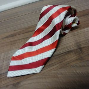 Donald J. Trump Candy-Cane Silk Tie